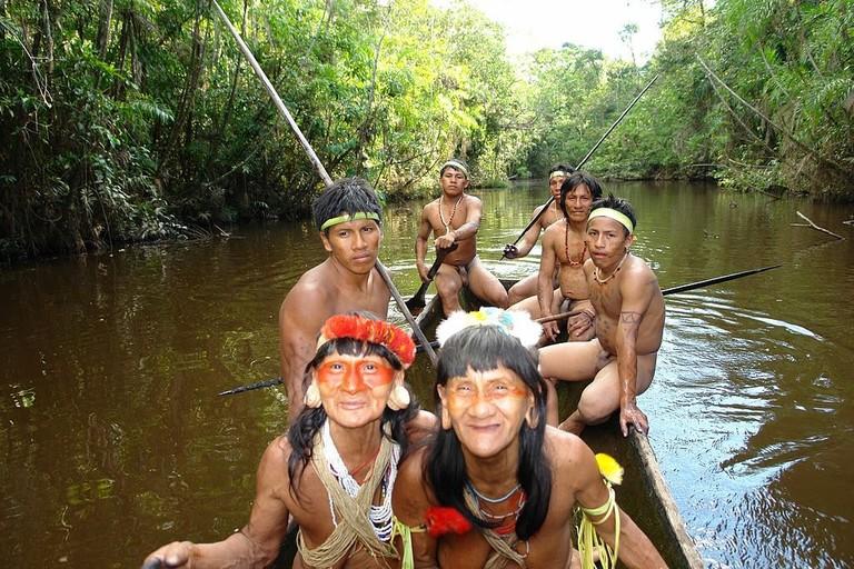 Huaoranis | © Kleverenrique / Wikimedia Commons
