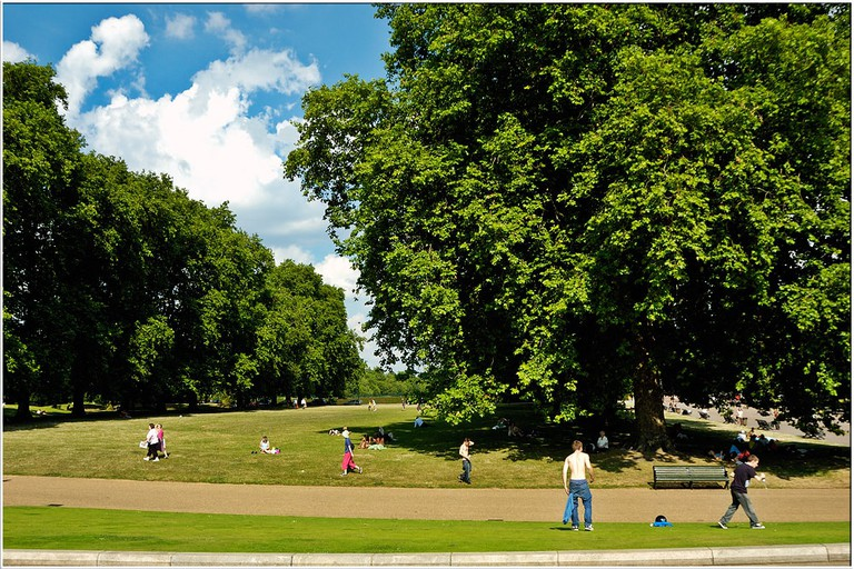 Hyde Park |©Panos Asproulis / WikiCommons