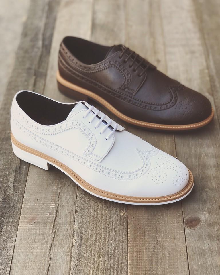 Brave Gentleman shoes | © Brave Gentleman