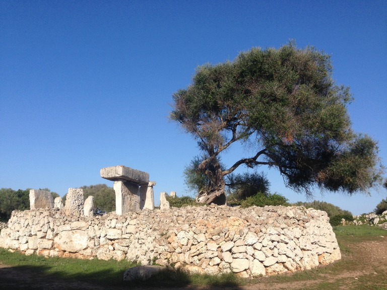 Talatí de Dalt Megalithic Site © Leon Beckenham
