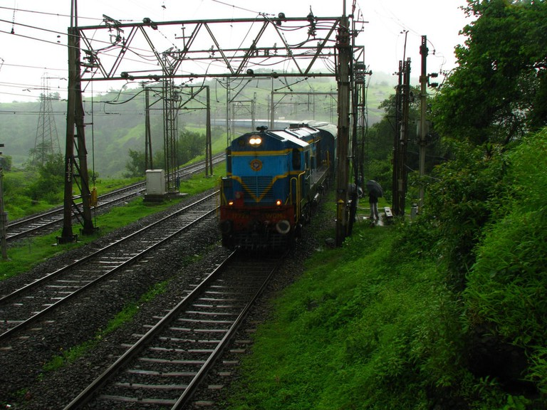 Indian Train 1