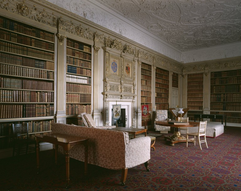 From a private collection on display at Audley End House, Essex