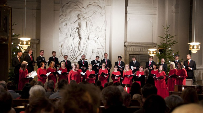 There are plenty of Christmas concerts to enjoy