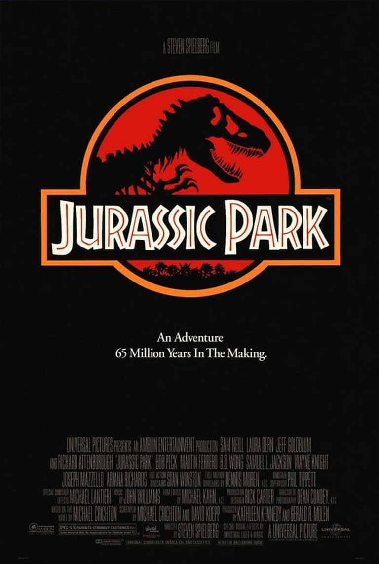 Jurassic Park (1993)   © Universal Pictures