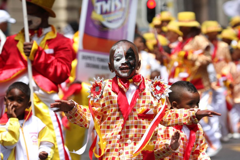 Kaapse Klopse, Cape Town | © South African Tourism/Flickr