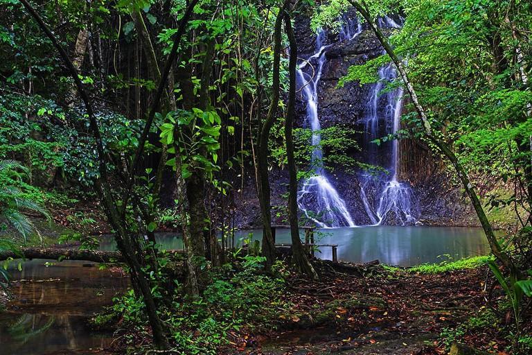 La Tille Waterfall