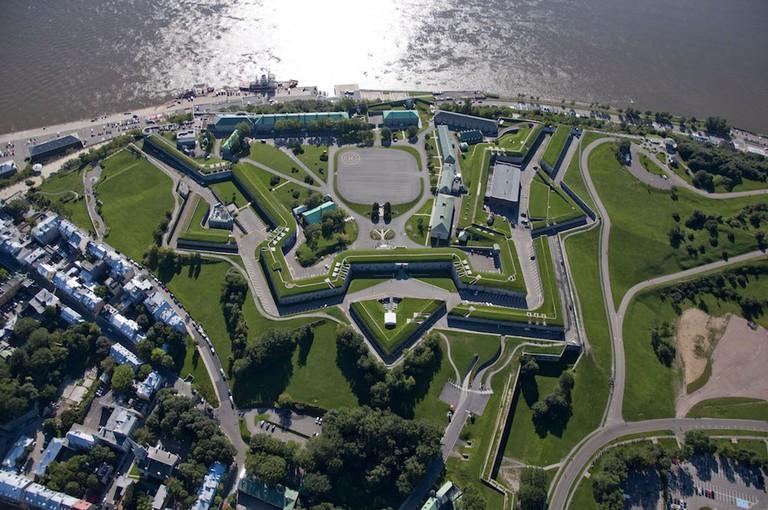 La Citadelle, Quebec City