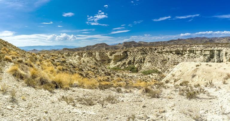 Tabernas Desert, Almería