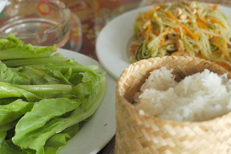 Lao Food | © Jpatokal/WikiCommons