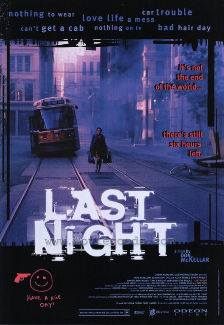 Last Night (1998)   © Lions Gate Films