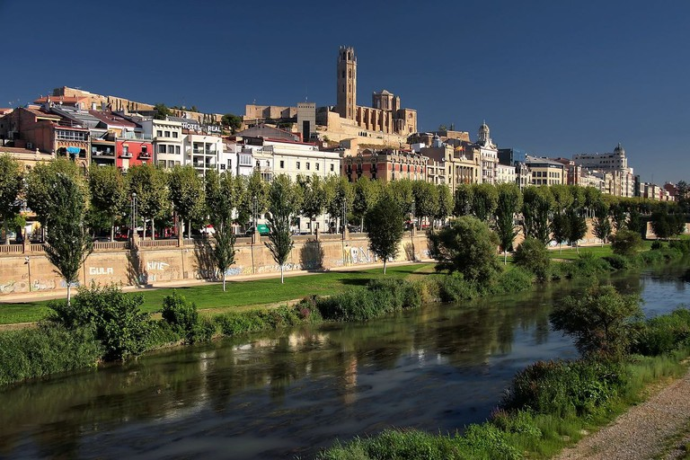 Lérida Cathedral | ©Jorge Franganillo / Wikimedia Commons