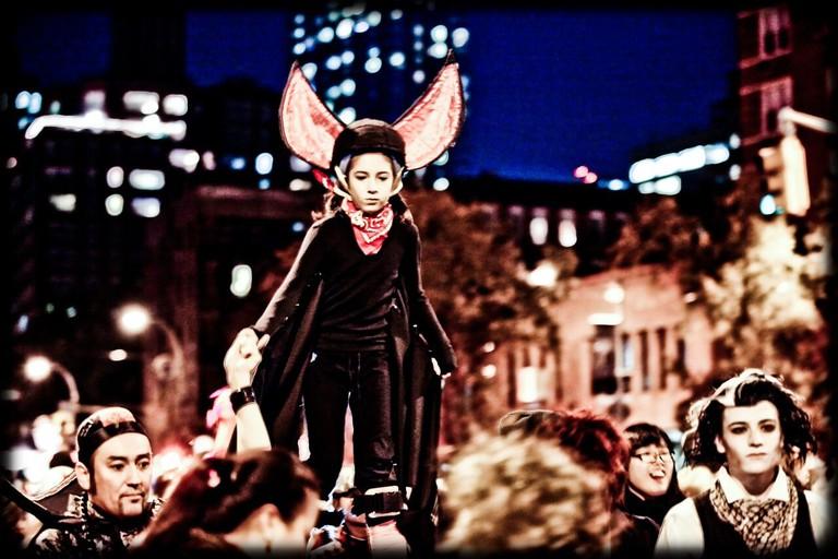 Image courtesy of Village Halloween Parade