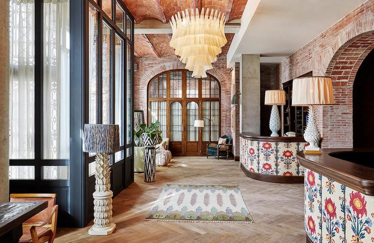 The Lobby Courtesy of Soho House