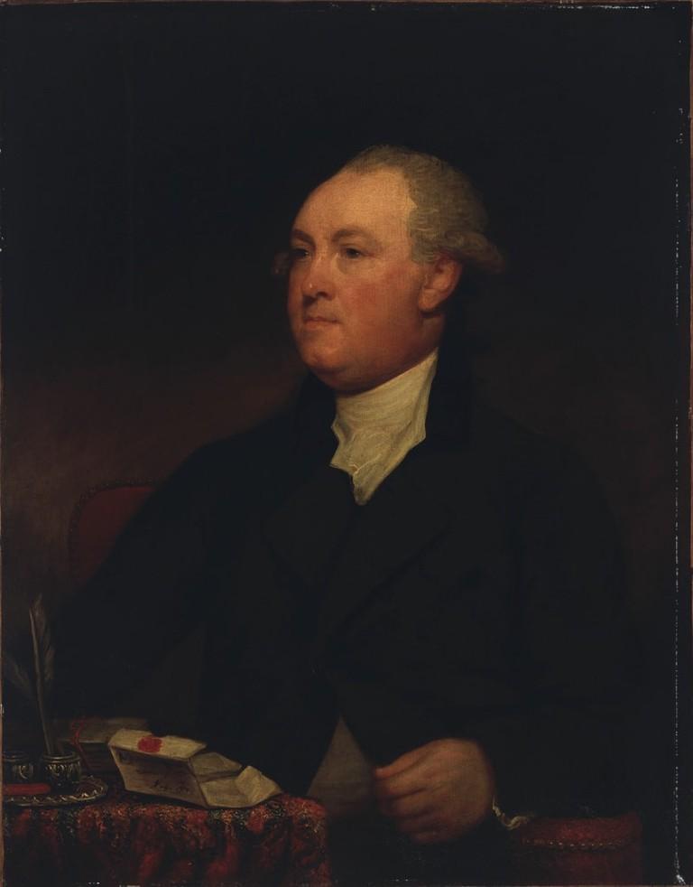 Lord Sydney   © Gilbert Stuart/Wikimedia Commons