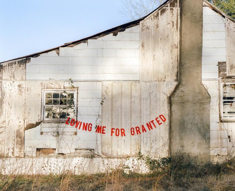 'Loving Me For Granted' | © Peyton Fulford