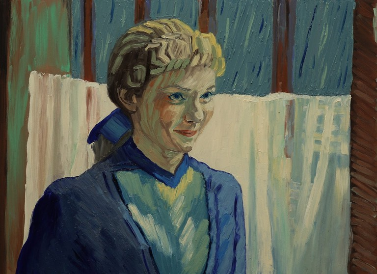 Eleanor Tomlinson as Adeline Ravoux of the Ravoux Auberge, Auvers, van Gogh's last dwelling place