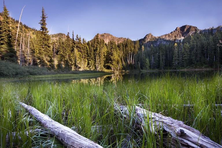 Lower Crystal Lake | © Samantha Levang / Flickr