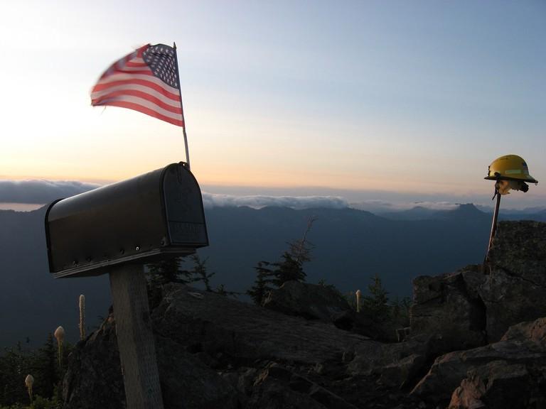 Mailbox Peak | © laffertyryan / Flickr