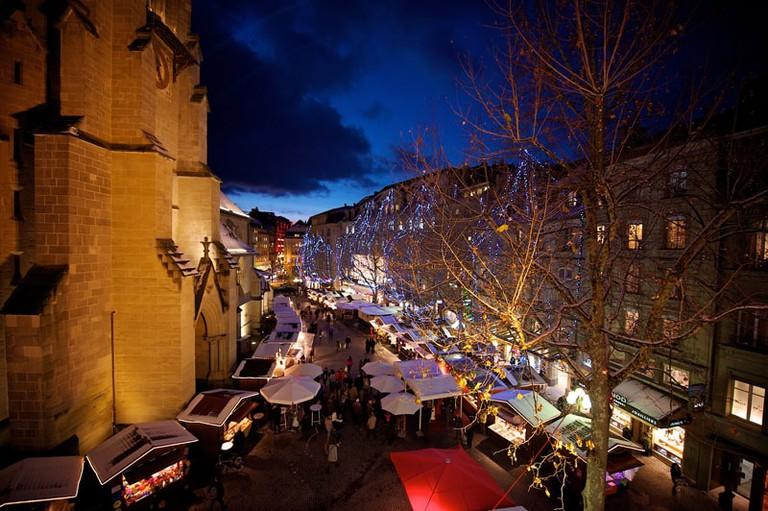 © Lausanne Tourist Board