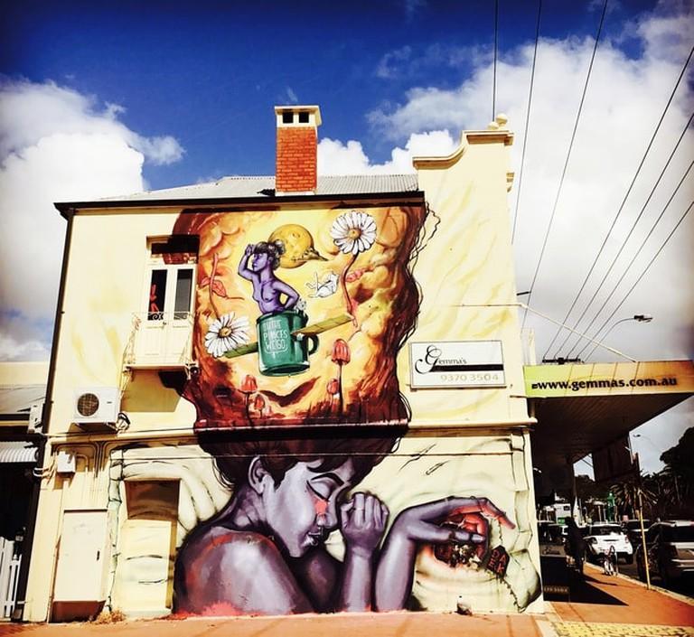maylands street art
