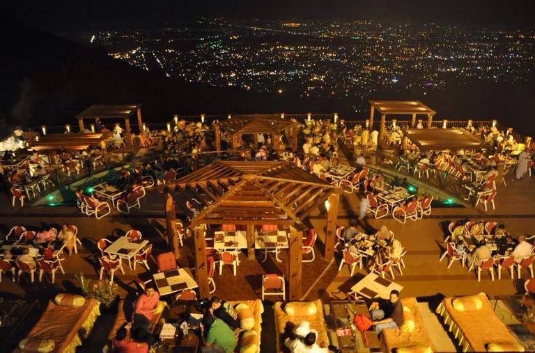 The Monal Restaurant