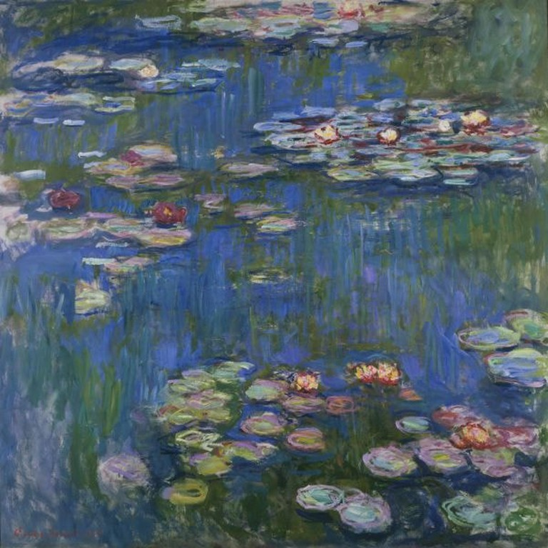 'Water Lilies' | Courtesy of the National Museum of Western Art, Tokyo / WikiCommons