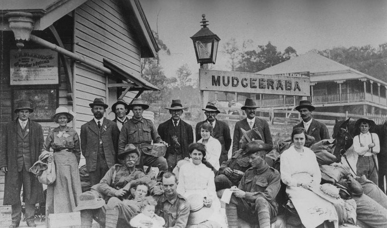 Mudgeeraba | © State Library of Queensland/Wikimedia Commons
