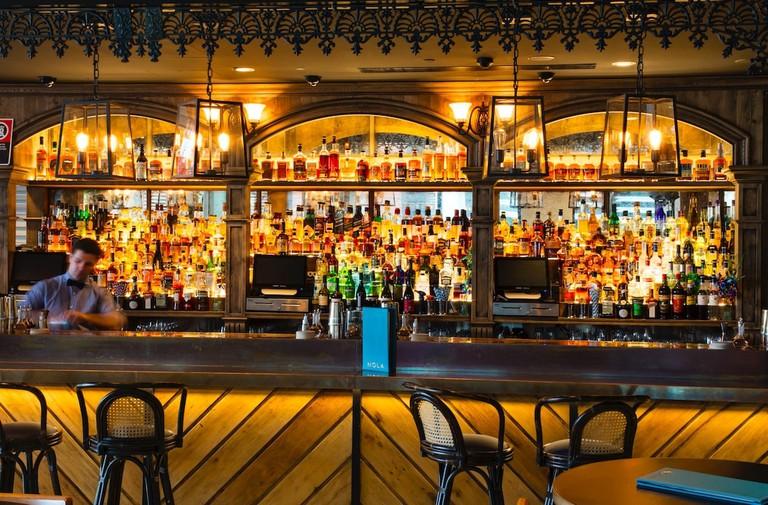 NOLA bar | Courtesy of NOLA