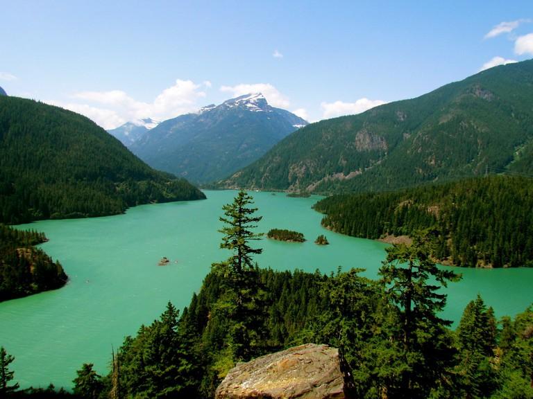 North Cascades National Park   © Jeff Gunn / Flickr