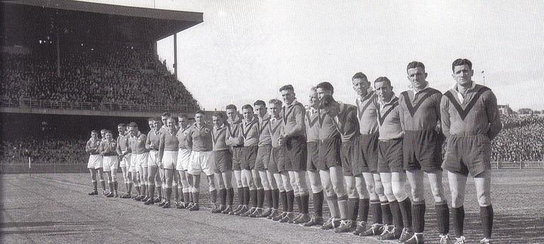 Norths v Newtown 1943 grand final | © Sticks66/Wikimedia Commons