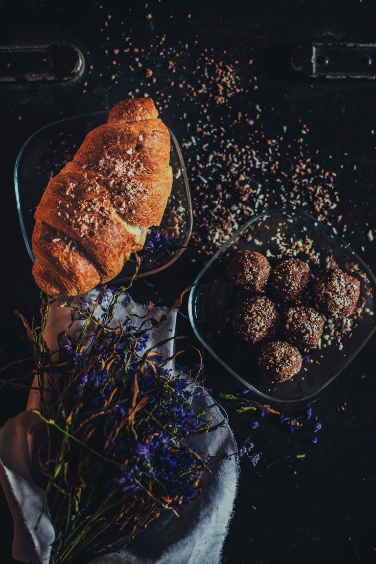Truffles, southern French style
