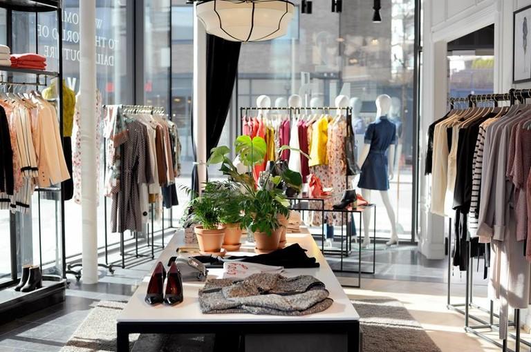 One of the shops at Karenslyst allé | Courtesy of Karenslyst allé