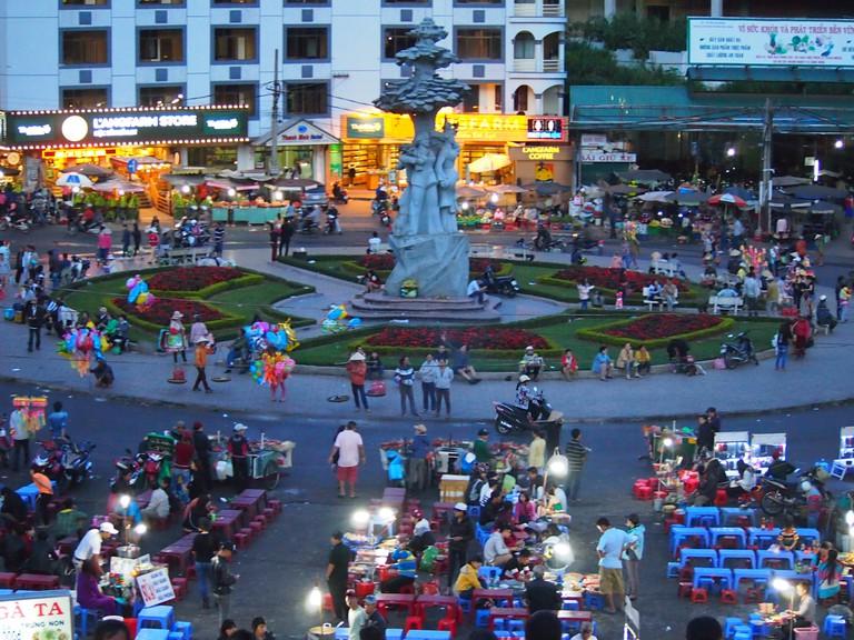 Dalat Night Market | © Matthew Pike