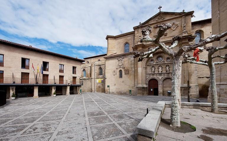 Santo Domingo de la Calzada, Spain | ©Paradores / Wikimedia Commons