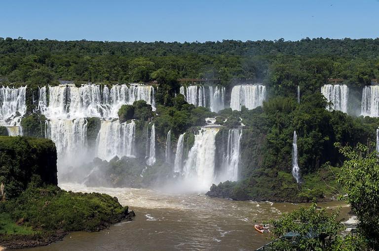 Iguaçu National Park | © Deni Williams/WikiCommons