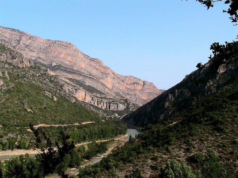 Montsec Mountain Range, Catalonia | ©Isidre blanc / Wikimedia Commons