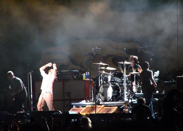 Pearl Jam 2007   © - EMR - / Flickr