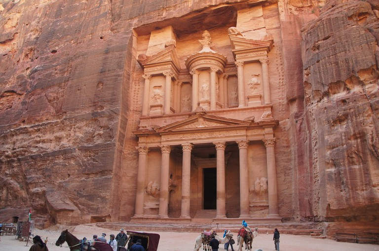Petra | public domain / Pixabay