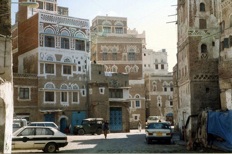 The Old Quarter of Sana'a