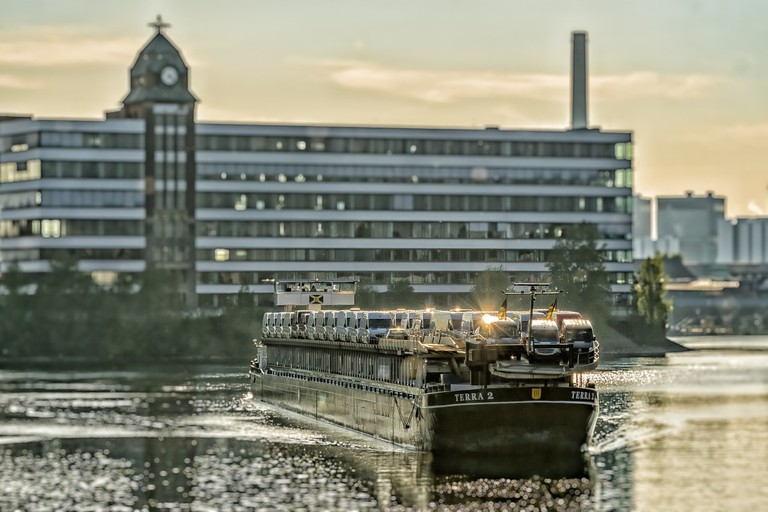 Dusseldorf Rhine cruise