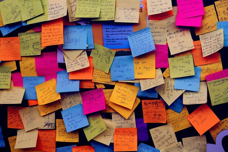 Post-Its to the rescue | Pexels / Pixabay