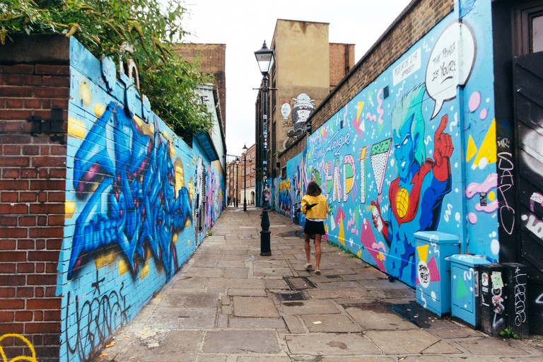 RAW JOB NO SCTP0039 - CAULI - UK - LONDON'- SHOREDITCH -2