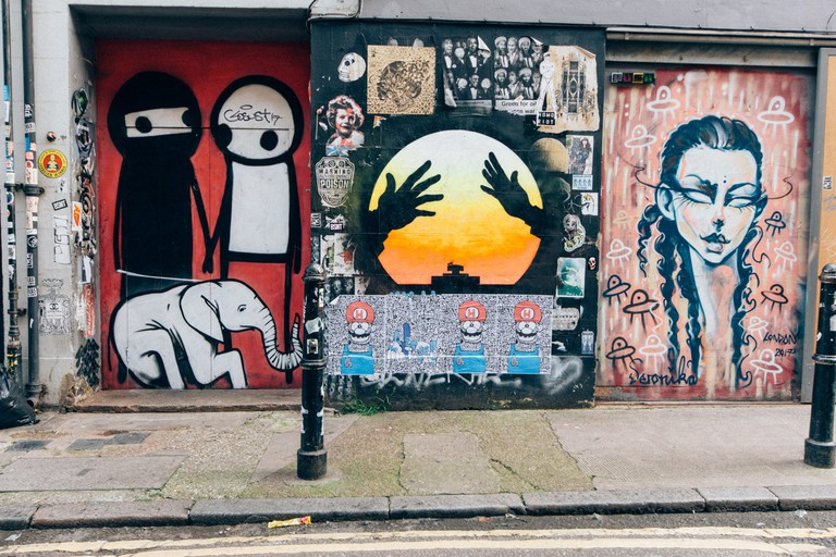 RAW JOB NO SCTP0039 - CAULI - UK - LONDON'- SHOREDITCH -34