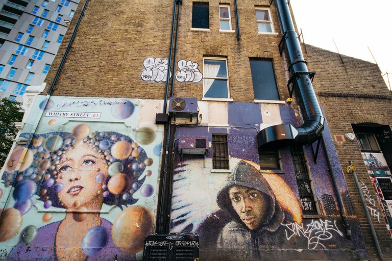 RAW JOB NO SCTP0039 - CAULI - UK - LONDON'- SHOREDITCH -94