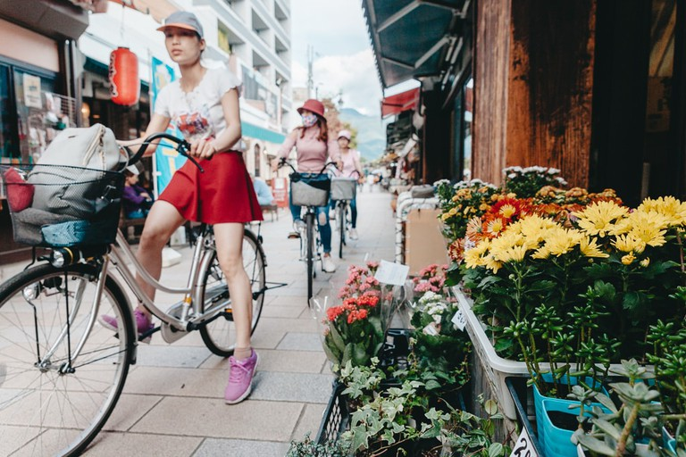 Matsumoto's market street | Mithila Jariwala / © Culture Trip
