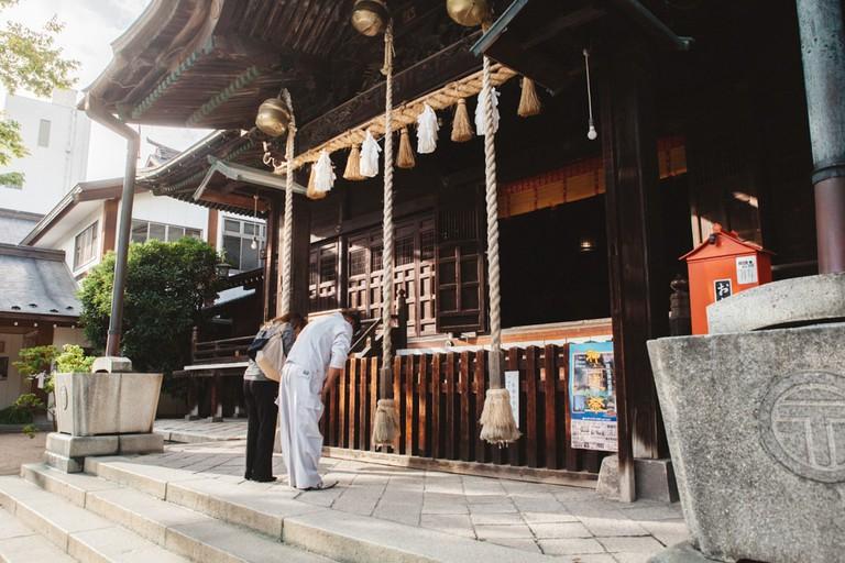 Yohashira Shrine, Matsumoto | Mithila Jariwala / © Culture Trip