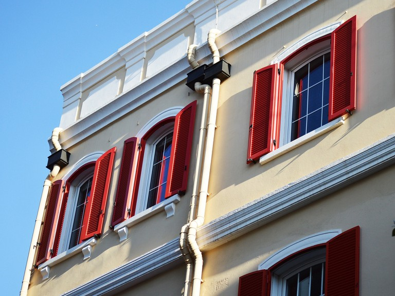 Just like its architecture, Gibraltar's language was formed by a blend of different cultures