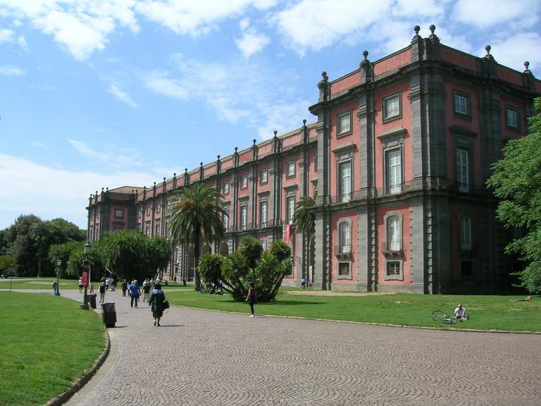 The Palace of Capodimonte | © Mentnafunangann/WikiCommons