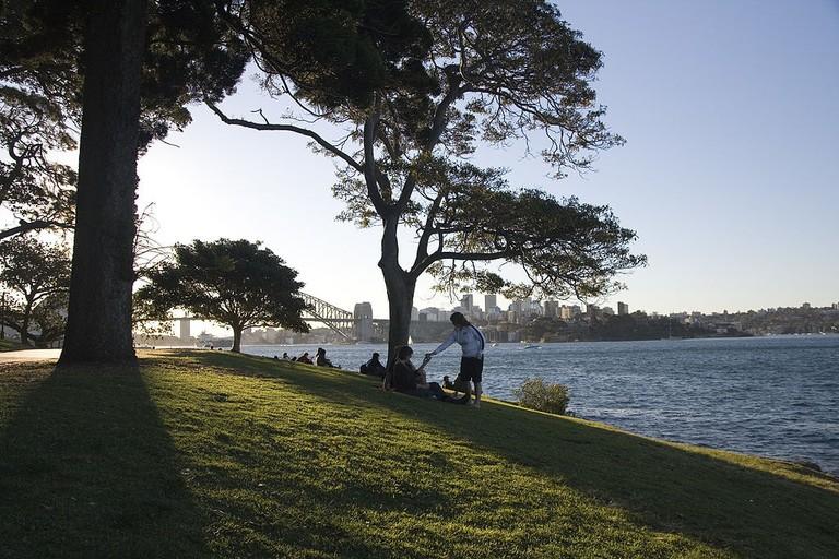 Royal Botanic Garden, Sydney | © Maksym Kozlenko/Wikimedia Commons