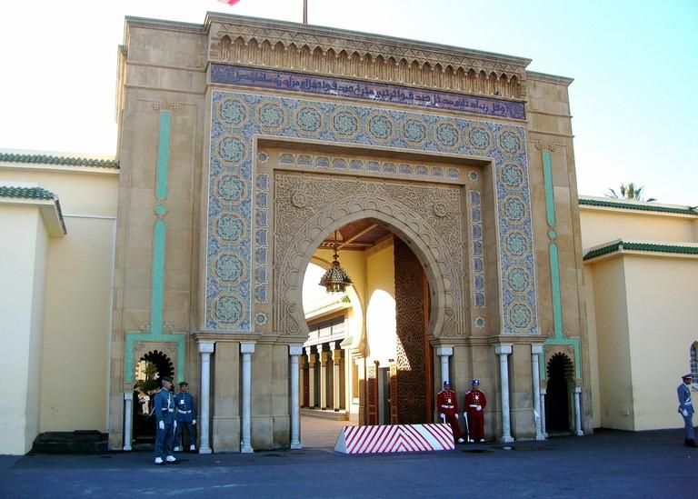 Royal_Palace,_Rabat